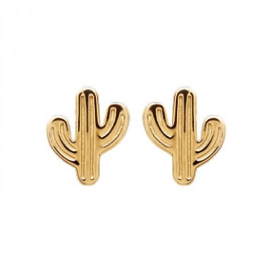 Boucles d'Oreilles Cactus...