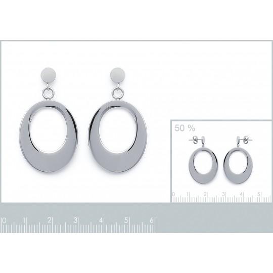 Earrings Anneaux Type...