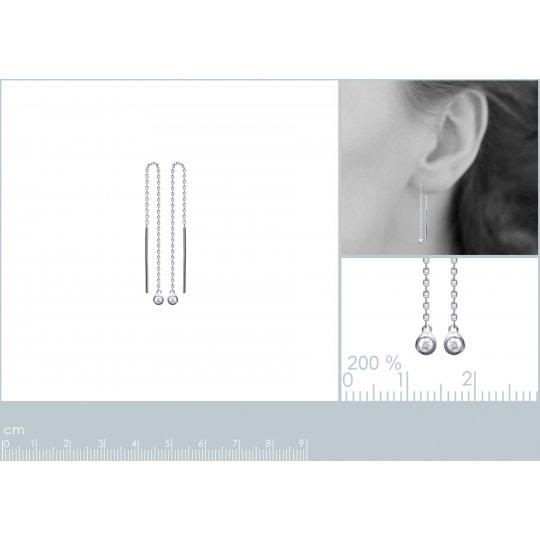 Earrings Traversantes...