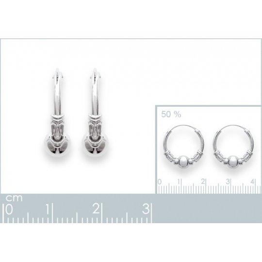 Hoop Earrings Tribales of...