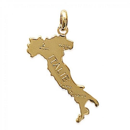 Anhänger Italie Vergoldet...