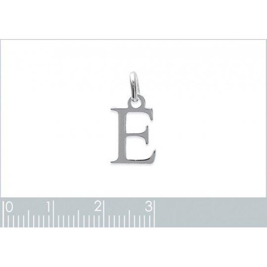 Pendentif Lettre E...