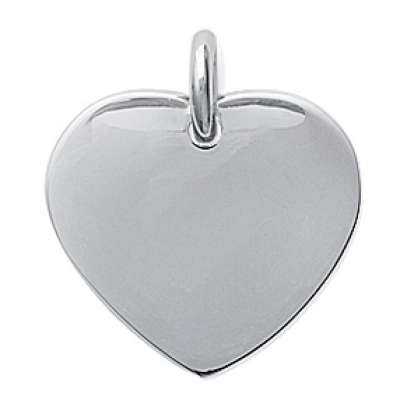 Pendants Plaque Heart...