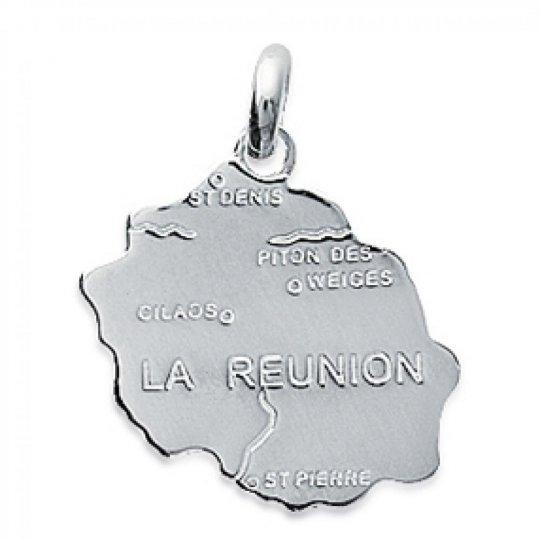Anhänger LA RÉUNION Argent...