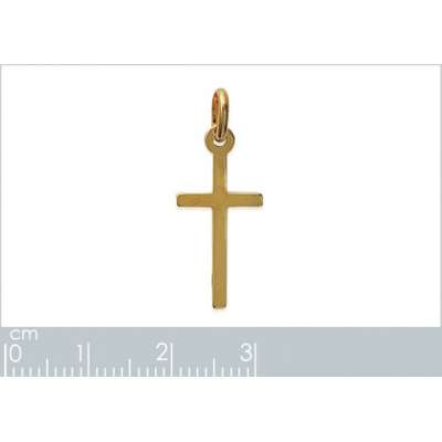 Pendants Crucifix Gold...