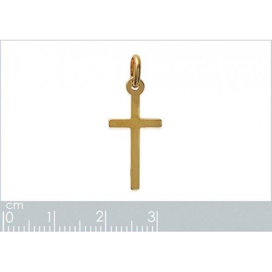 Pendentif Crucifix Plaqué...