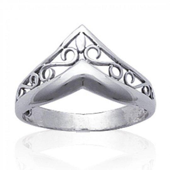 Ringe couronne celtique...