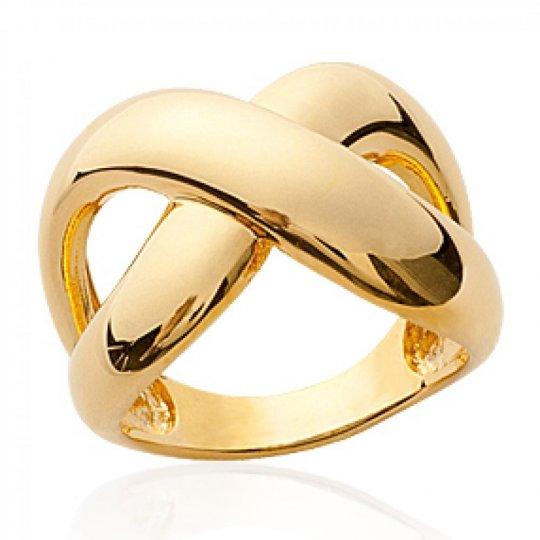 Grosse Ringe croisée...