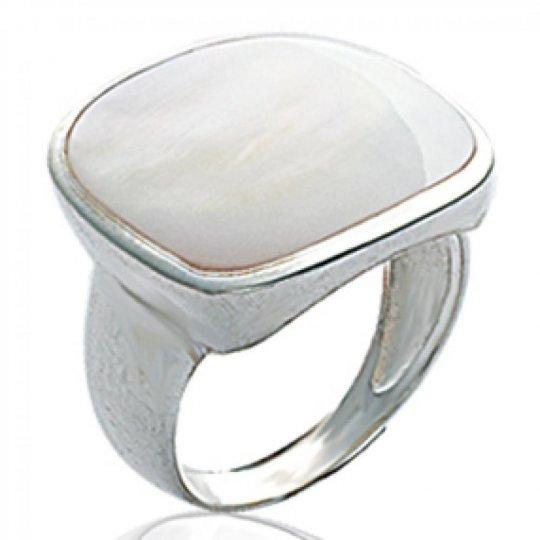 Grosse Ringe Perlmutter...