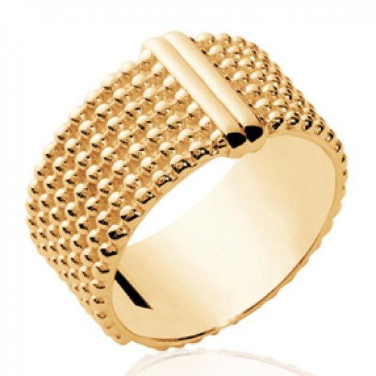 Anello Bracciale Bangle moderne Placcato in oro 18k - Donna