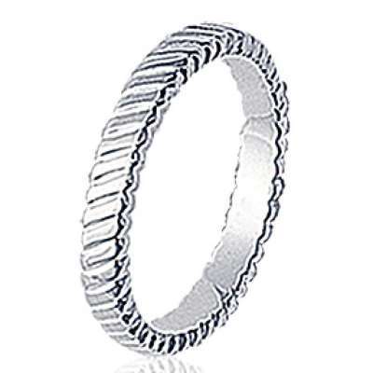 Wedding ring Engagement originale Argent - & Ring de...