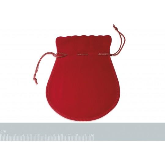 Pochon rouge 60mm pour Hoop...