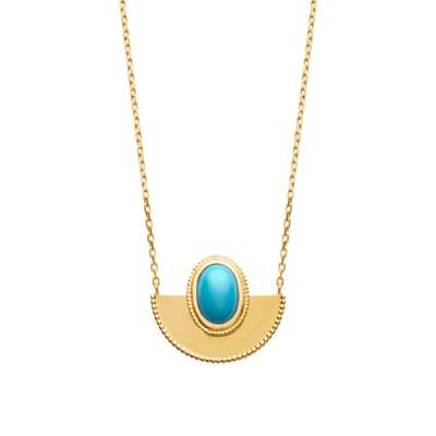 Collier touareg pierre...