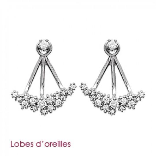 Boucles d'Oreilles Contours...