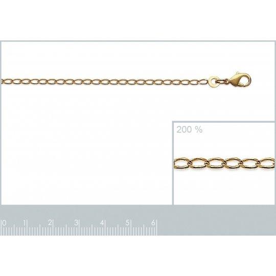 Bracelet chaîne Cheval...