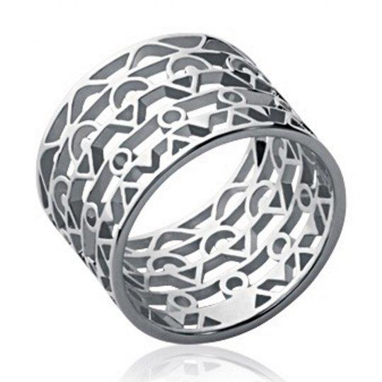 Ring tube ethnique aztèque...