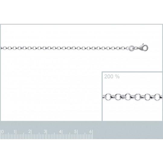Bracelet chaîne Jaseron...