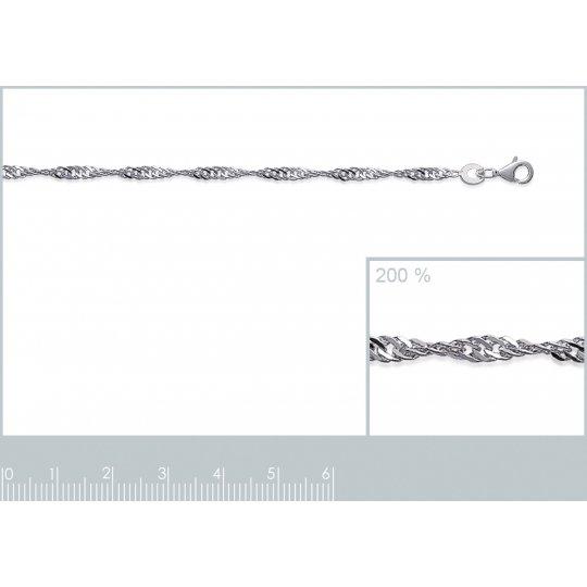 Bracelet chaîne Singapour...