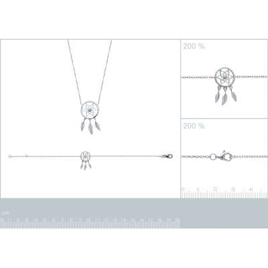 Necklace Dreamcatcher...