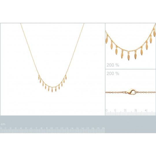 Necklace Breloque Gipsy...