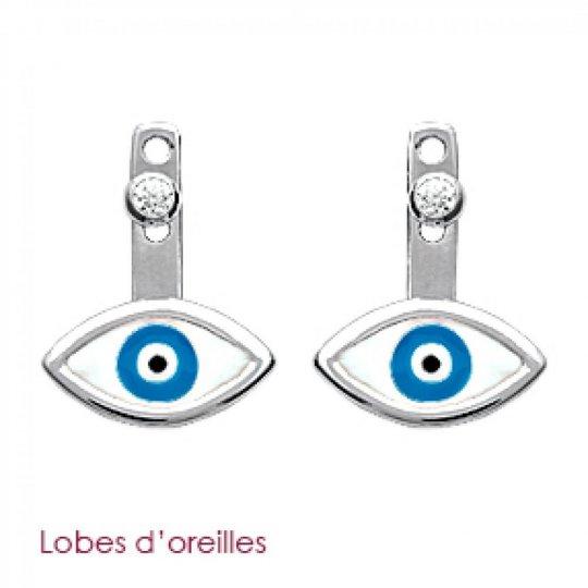 Boucles d'Oreilles Mauvaise...